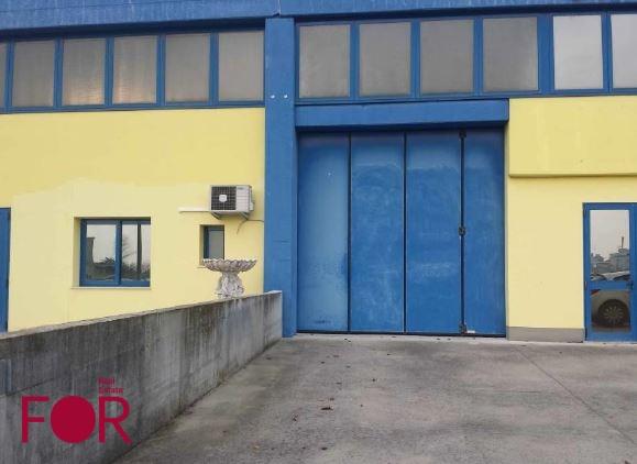 Capannone con uffici a Fossalta di Portogruaro in vendita