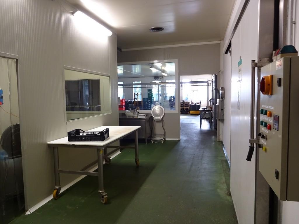 Capannone industriale con uffici a Santa Giustina in Colle  in vendita 2